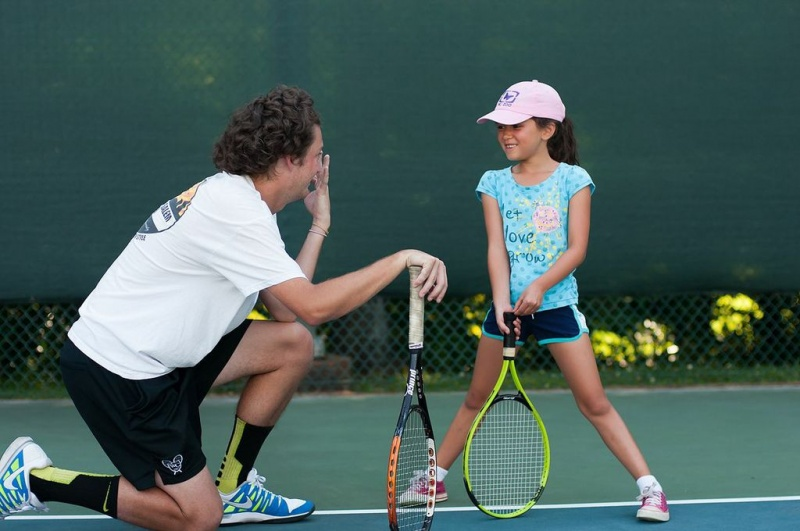 Register Now for Spring Tennis Clinics